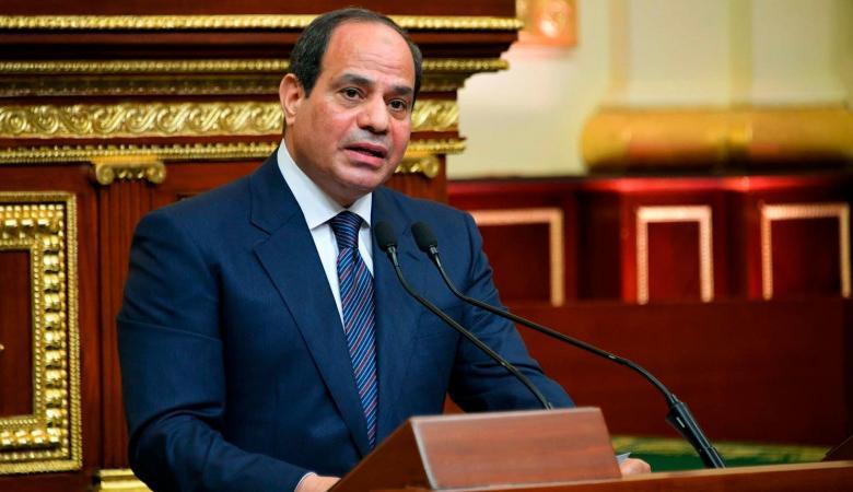 السيسي يكشف عن كنز مصري ثمين مخزن تحت الأرض