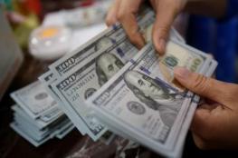 سعر صرف الدولار امام الشيقل