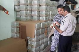 وزارة الاقتصاد : ضبطنا 1621 طنا من المواد الفاسدة منذ بداية العام