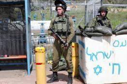 اعتقال شاب فلسطيني بزعم محاولة الطعن على مفترق مستوطنة اريئيل
