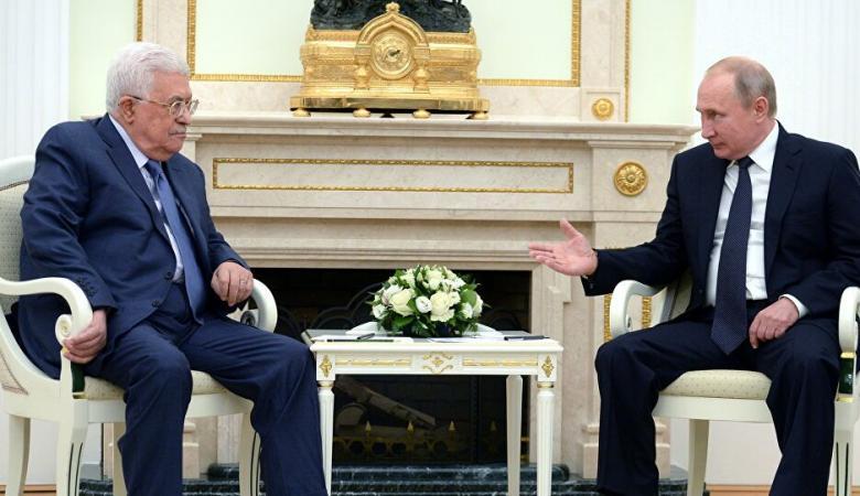 بوتين: توافق دولي لحل القضية الفلسطينية على أساس الشرعية الدولية