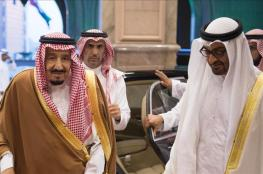 مسيرة لقبائل الإمارات احتفاءً بالعاهل السعودي