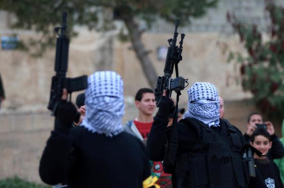 رام الله : اتفاق على منع التجمهر واطلاق النار خلال استقبال الأسرى