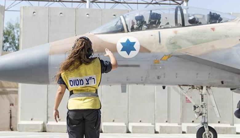 مناورات مشتركة بين سلاح الجو الاسرائيلي والاماراتي