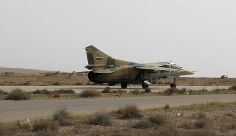 انفجار في مطار عسكري سوري يوقع قتلى وجرحى