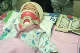 وفاة طفل فلسطيني بعد ايام من تعرضه لهجوم من قبل كلب شرس