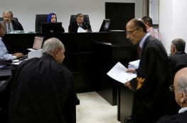 المحاكم  تدين مجرمين في قضايا مختلفة برام الله ونابلس وجنين