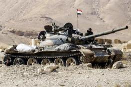 الجيش السوري يعزز سيطرته على مواقع حدودية مع الأردن