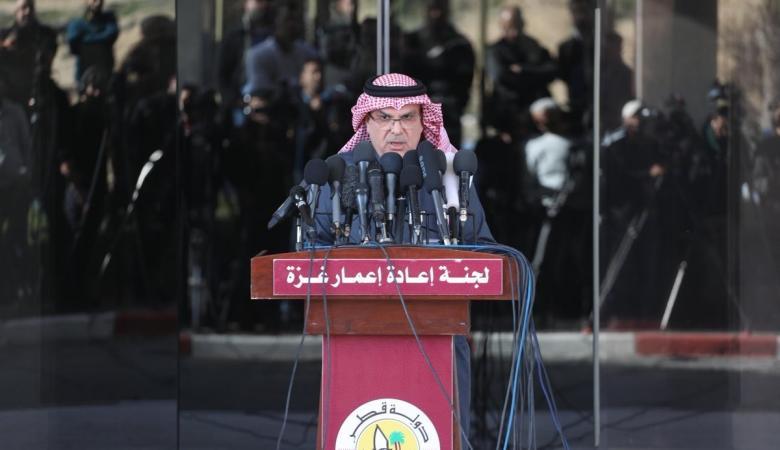 السفير العمادي يعلن موعد صرف المنحة القطرية للأسر الفقيرة