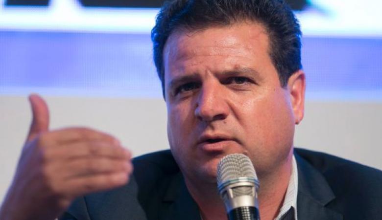 عضو الكنيست أيمن عودة يرفض ادانة العمليات الفلسطينية