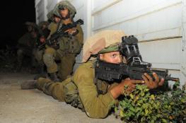 لواء في جيش الاحتلال يتدرب لمحاكاة اقتحام أحياء بقطاع غزة