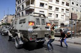 اصابات بالرصاص الحي في اقتحام الاحتلال لمخيم الامعري