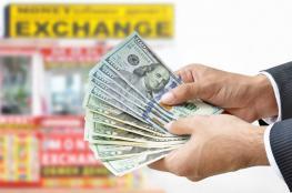 الدولار يتعافى ويسجل ارتفاعاً اما م الشيقل