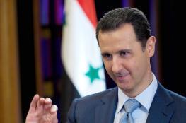 مساع اسرائيلية وامريكية لاعتراف مشروط  بالأسد