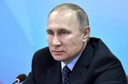 بوتين : تدخلنا في سوريا سمحت للشعب بممارسة حياته