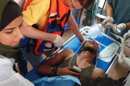 استشهاد شاب متأثرا بجراحه التي أصيب بها خلال مسيرات العودة