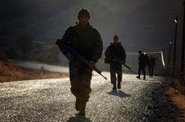 تركيا ترسل وحدات من الكوماندوز الى سوريا