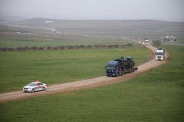 مقتل 8 جنود اتراك بغارات روسية شمال سوريا