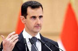 الاسد : المجزرة الامريكية بحق جنودنا فعل سافر