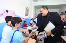 بعد مدارس اسطنبول ...وزير التربية يعلن عن مدرسة فلسطينية جديدة في انقرة