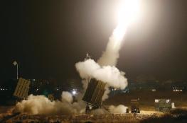 رفع حالة التأهب ونشر القبة الحديدية وسط اسرائيل