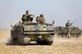 """تركيا تنشر قوات في إدلب بسوريا ضمن مناطق """"خفض التصعيد"""""""