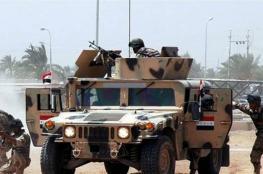 القوات العراقية تدخل اول أحياء الموصل الغربية