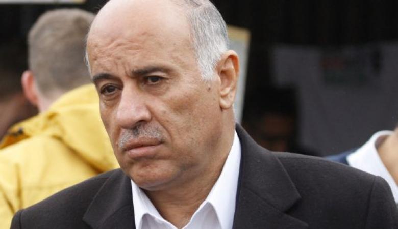 الرجوب ينفي حل نادي الأسير الفلسطيني