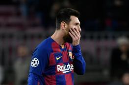 نجم برشلونة :لن نحقق بطولة دوري ابطال اوروبا بهذا الاداء