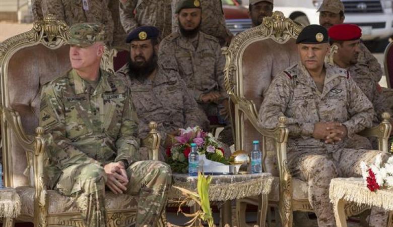 وزير الدفاع الامريكي يصل السعودية اليوم لمناقشة مخاوف الرياض