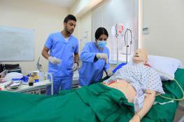 احصائية جديدة ...الجامعات الفلسطينية تخرج أفضل الاطباء