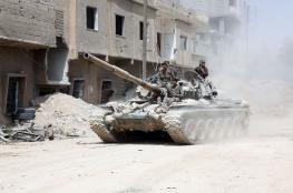 مقتل واصابة عدد من الجنود السورييين في هجمات للمعارضة