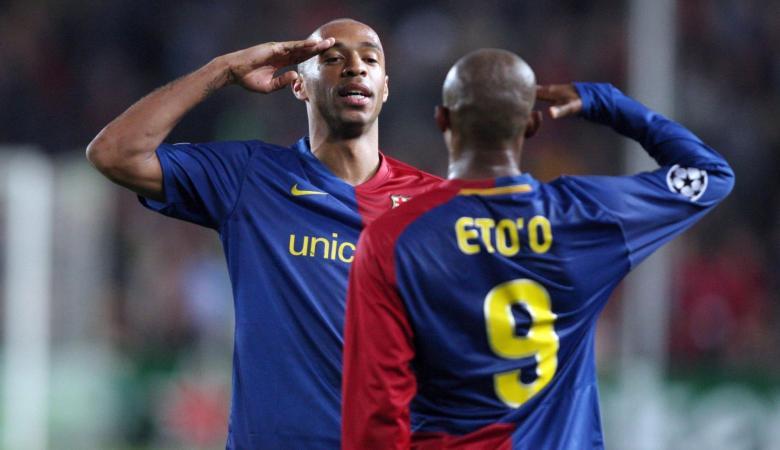 """نجم برشلونة السابق """"إيتو"""" يعتزل كرة القدم"""