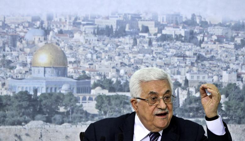الرئيس : اعلان نتنياهو بضم الضفة نهاية عملية السلام