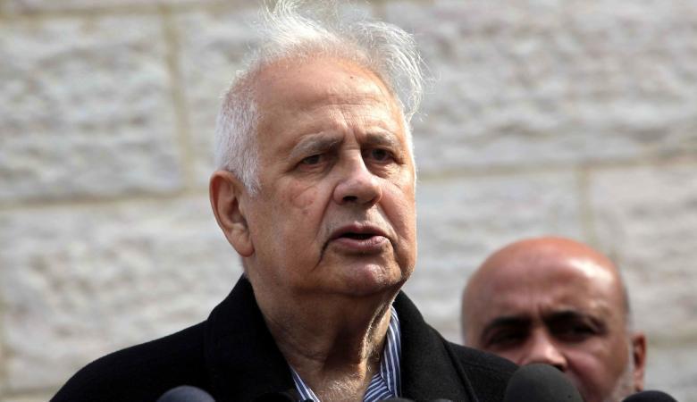 حنا ناصر: لجنة الانتخابات أنهت المشاورات الداخلية المتعلقة بالانتخابات