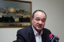 ناصر القدوة : نزع سلاح الفصائل في غزة غير مقبول وغير منطقي وغير قابل للتطبيق