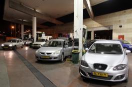 وزارة الطاقة الاسرائيلية تقرر رفع اسعار الوقود