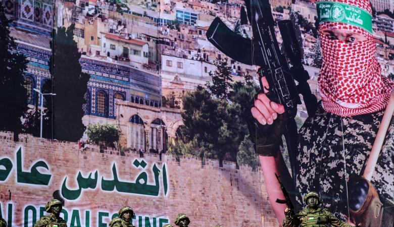 """حماس تلمح الى عدم مسؤوليتها عن قرار الحرب ضد """"اسرائيل """""""