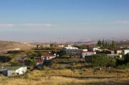 إسرائيل تخطط لإقامة مزيد من المشاريع الاستيطانية في الأغوار