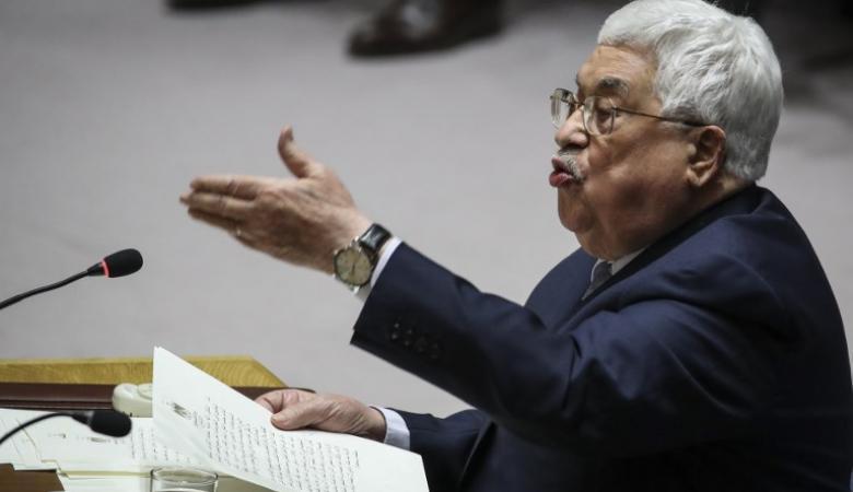 الرئيس : مسؤولية فلسطين على عاتق الامم المتحدة