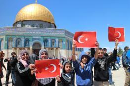 معاريف : تركيا تواصل دعم الاقصى على حساب الاردن