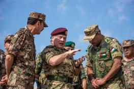 قائد الجيش الأردني  يتحدث عن صفقة القرن ويؤكد : الجيش جاهز للتعامل مع أي تحد