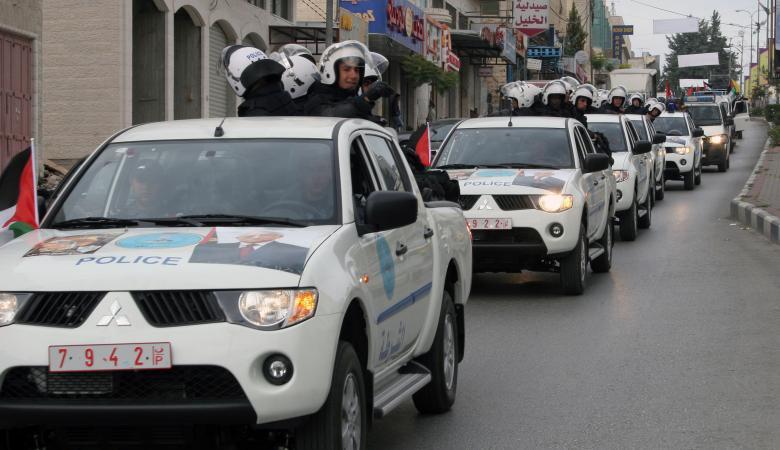 الشرطة تقبض على 22 مطلوبا في رام الله