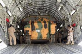 وصول الدفعة الخامسة من القوات التركية الى قطر