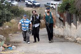 الخليل : مستوطنون يحاولون السيطرة على جبل الجمجمة