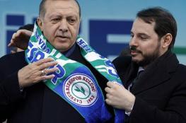 أردوغان يجري تغيرات على الجيش ويعين صهره في مجلس الشورى
