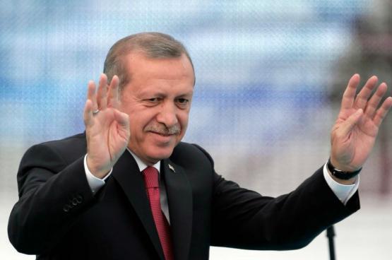 استطلاع : أردوغان يتقدم على منافسيه بشكل كبير