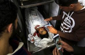 شهيدان وعشرات الاصابات خلال قمع الاحتلال لمسيرات العودة في غزة