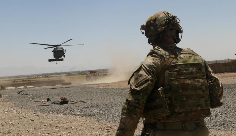 مقتل عسكريين امريكيين في هجوم لطالبان شرق افغانستان