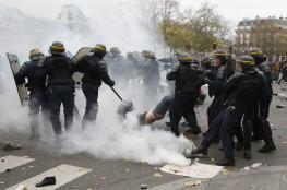 الامم المتحدة عن الشرطة الفرنسية : لم تستخدم القوة المفرطة ضد المحتجين